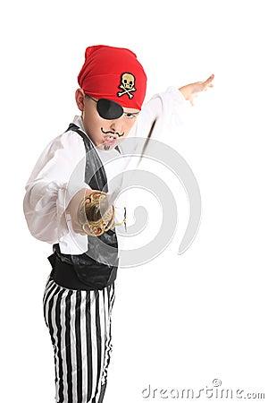 Pirate or seafaring rogue
