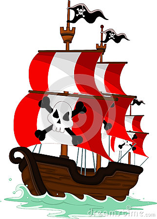 Pirate Icons Collection Royalty Free Stock Photo - Image: 20963255