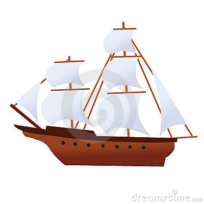 Pirate ship corsair vessel ghost ship