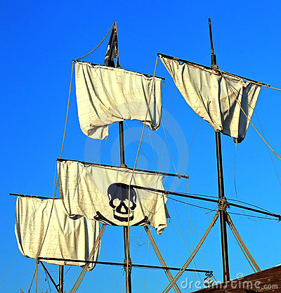 Pirate Ship Sails