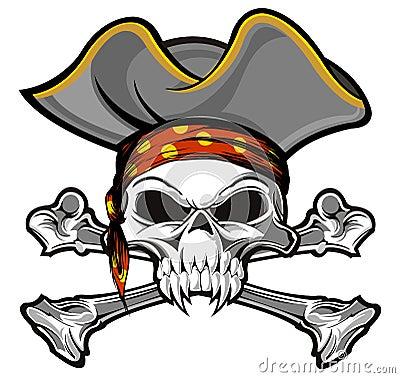 Free Pirate Skull Stock Photos - 36576383