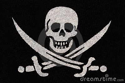 Piratee el símbolo