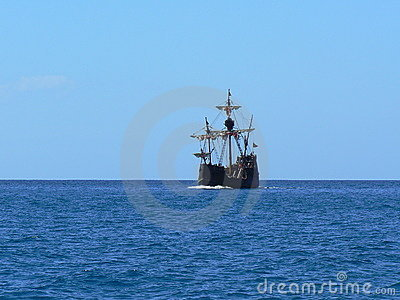 Pirates boat