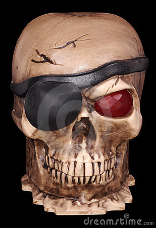 Free Pirates Skull Stock Photo - 258990