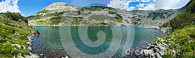 Pirin Lake Panorama