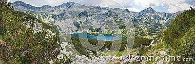 Pirin Lake Panorama