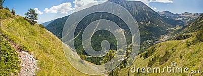 Pirin Mountain Panorama 1