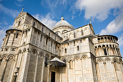 Pisa Cathedral (Catedral de Pisa),