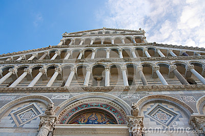 Pisa Cathedral, Parrocchie di Pisa