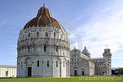 Pisa s Cathedral Square