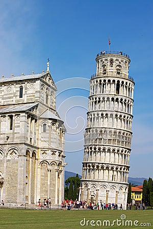 Free Pisa Tower Stock Photos - 2411483