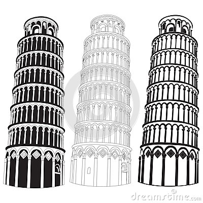 Free Pisa Tower Royalty Free Stock Images - 26529059