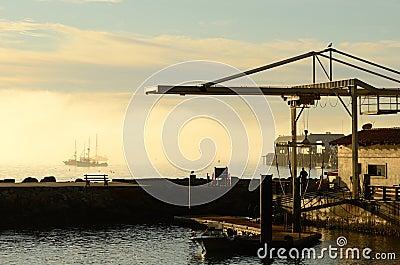 Pismo Boat Dock