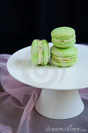 macaroon cake stand - photo #12