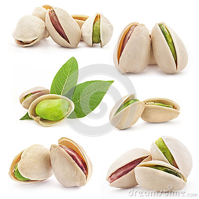 Free Pistachio Nuts Royalty Free Stock Image - 26154356