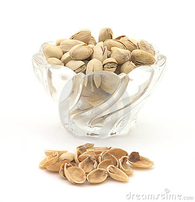 Free Pistachios And Shells Stock Photos - 8449653