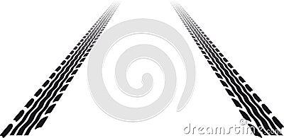 Pistas del neumático
