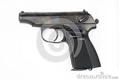 Pistol 9mm Makarov