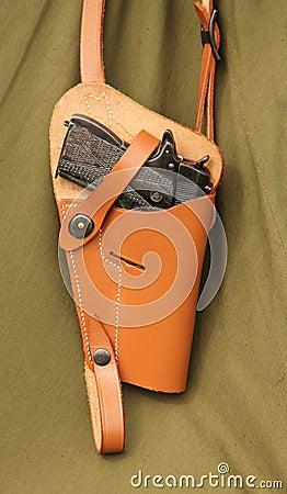 Pistol Hand Gun.