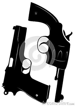 Pistol & Revolver