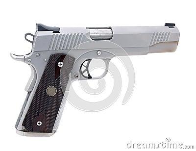 Pistola de 45 calibres