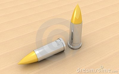Pistola de 9mm