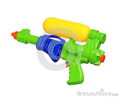 Pistola di acqua