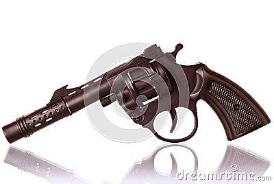 Pistola do brinquedo