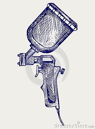Pistolet de pulvérisation
