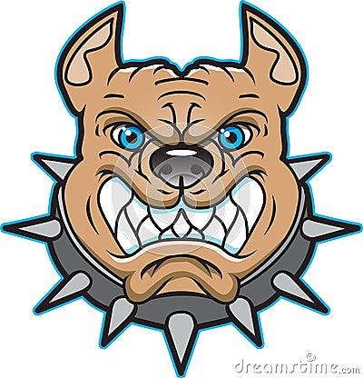 Free Pit Bull Image Or Logo Royalty Free Stock Image - 7240736