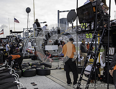 Pit Road Editorial Photography
