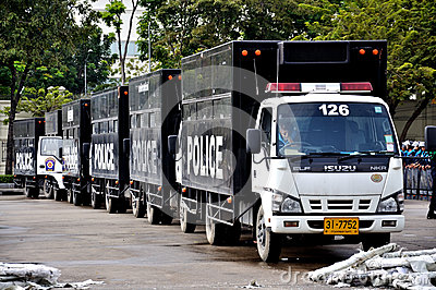 Pitak Siam Anti-Government Rally in Bangkok, Thailand Editorial Photo