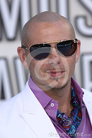 Pitbull Editorial Photography