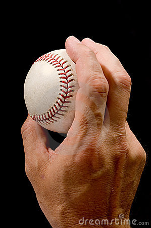 Pitching grip
