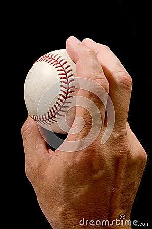 Pitching grip