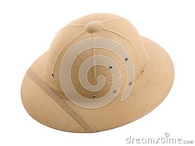 Pith helmet 1