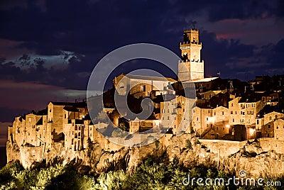 Pitigliano, tuscany village