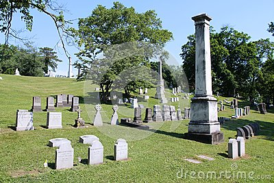 Pittsburgh - Allegheny Cemetery