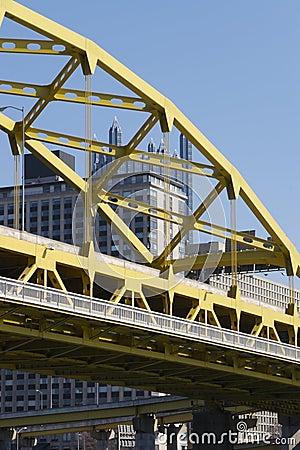 Free Pittsburgh Bridge Stock Photos - 694073