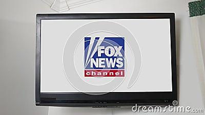 PITTSBURGH - Circa October 20 2018 - TV Channel Logo series - Fox News