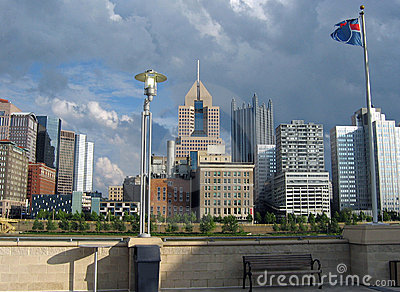 Pittsburgh, Downtown 02