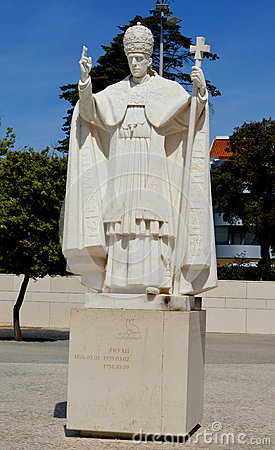 Pius Xii Stock Photo Image 58652704