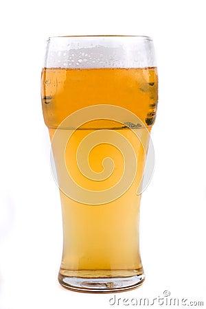 Piwny pół kwarty