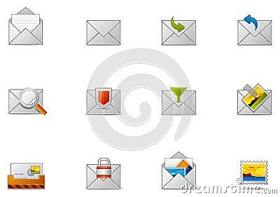 Pixio set #10 - Email & Communication icon