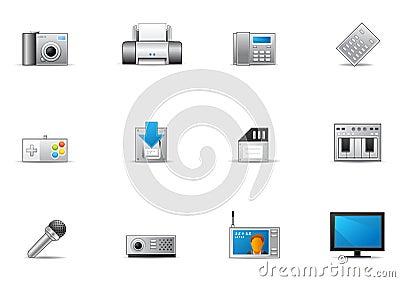 Pixio set #12 - Electronic Device