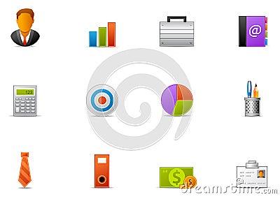 Pixio set #13 - Business  icon