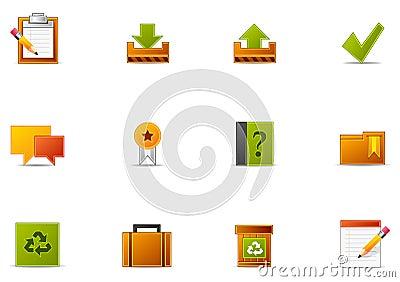 Pixio set #3 - Website and Internet blogging icon