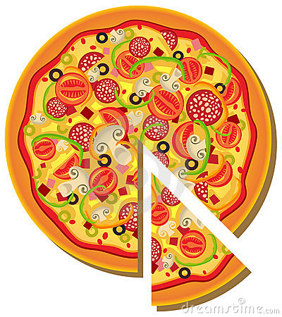 Free Pizza Royalty Free Stock Images - 12302269