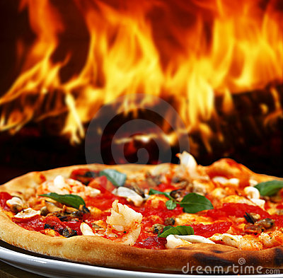 Free Pizza Stock Photo - 19086000