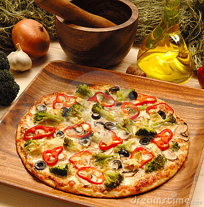 Free Pizza Royalty Free Stock Image - 7289116